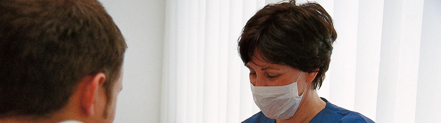 Ästhetik Praxis Zahnarzt Günzburg Behandlung